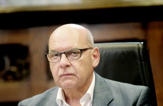 Gentse burgemeester Termont geopereerd aan hart