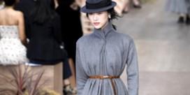 Dior brengt de detectivehoed terug