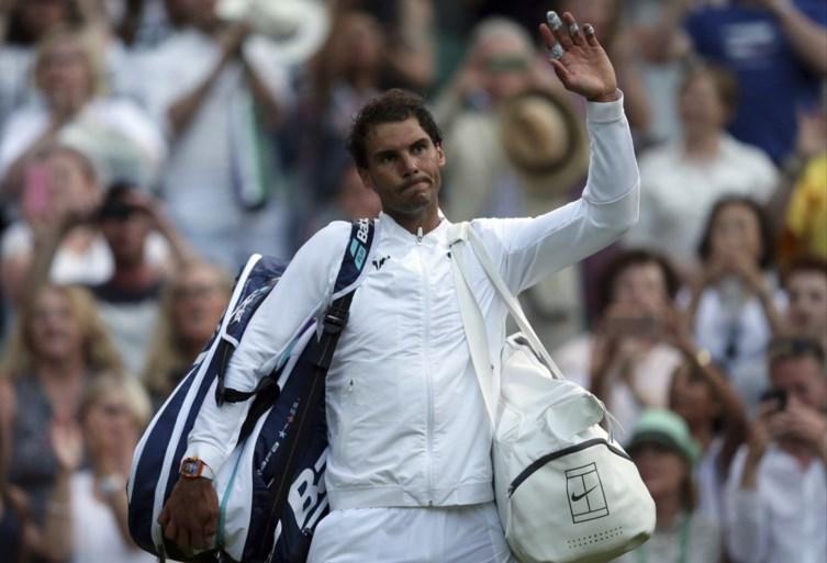 WIMBLEDON. Tweevoudig kampioene Kvitova verrassend uitgeschakeld, Murray en Nadal vlot naar derde ronde