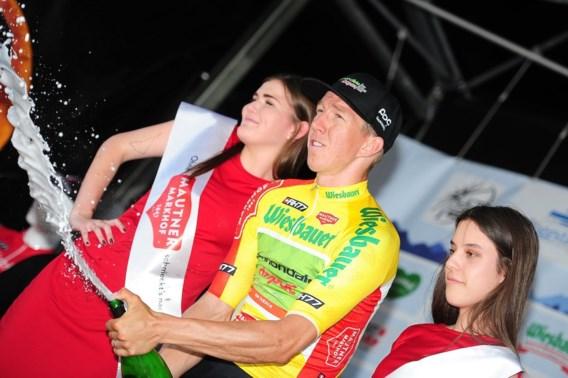 Vanmarcke behoudt het geel in Oostenrijk, Viviani pakt tweede ritzege