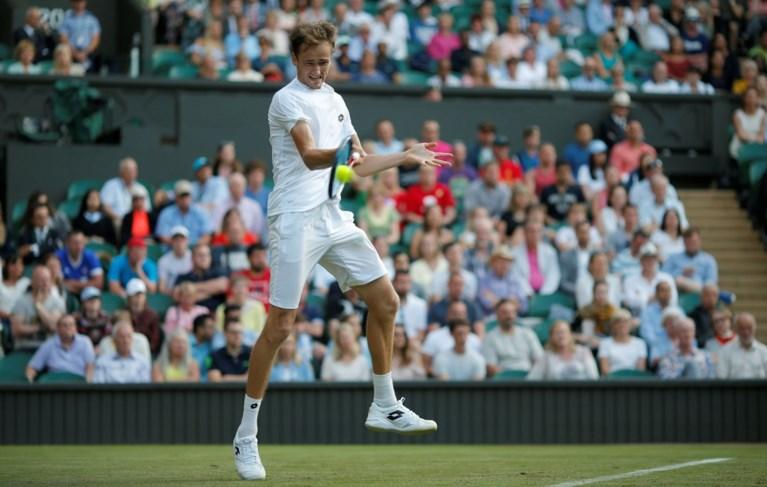 Bemelmans is de enige Belg vandaag op Wimbledon, en die krijgt een stevige klant
