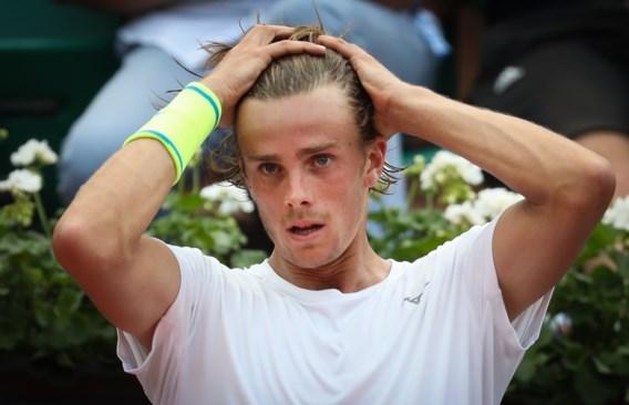 Arthur De Greef stoot door naar kwartfinales Challenger Marburg