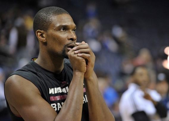 NBA. Wegen van Miami Heat en Chris Bosh scheiden