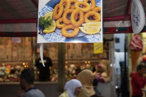 Brusselse Zuidfoor serveert frietjes met driesterrensaus