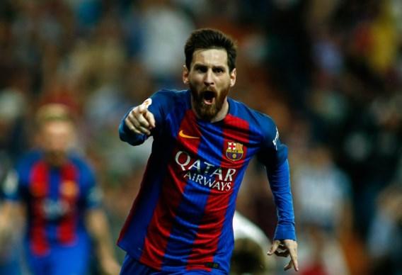 Messi verlengt dan toch eindelijk contract bij Barcelona