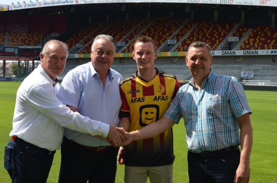 Rob Schoofs verlaat AA Gent en maakt overstap naar KV Mechelen