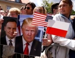 Trump en Poetin maken al ruzie