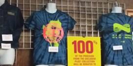 Arcade Fire roert zich in T-shirt-oorlog