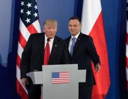 Donald Trump: 'We zullen hard optreden tegen Noord-Korea'