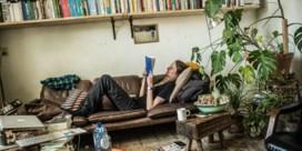 'Een boek en yoghurt met hagelslag: er is niets beters'