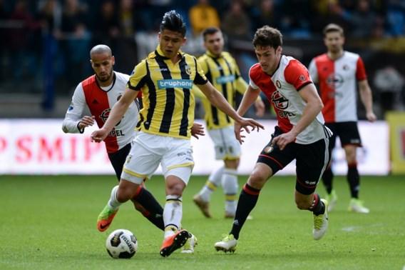 Vitesse-supporters mijden De Kuip uit protest tijdens Nederlandse Supercup