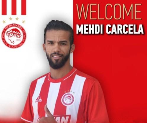 Hasi haalt voormalig Standard-speler Carcela naar Olympiakos
