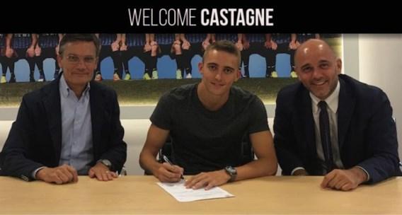 Definitief: Castagne verlaat Racing Genk voor Atalanta