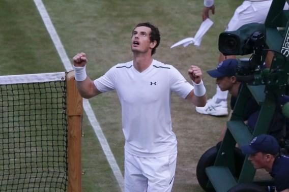 WIMBLEDON. Nishikori mag opkrassen, Murray niet zonder moeite