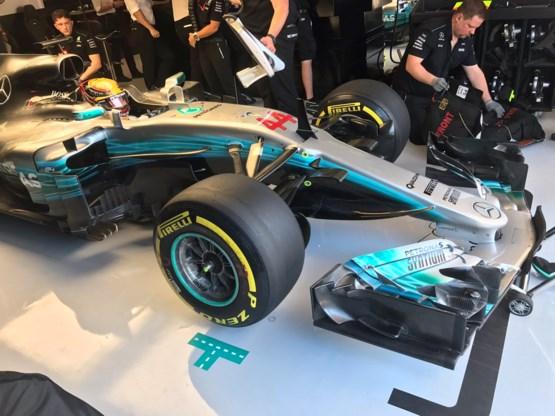 Hamilton snelste tijdens eerste oefensessie GP van Oostenrijk, Vandoorne zevende