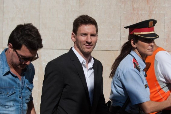 Messi kan gevangenisstraf afkopen, maar... het gaat hem een flinke duit kosten