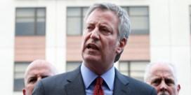 New Yorkse burgemeester gaat mee betogen in Hamburg