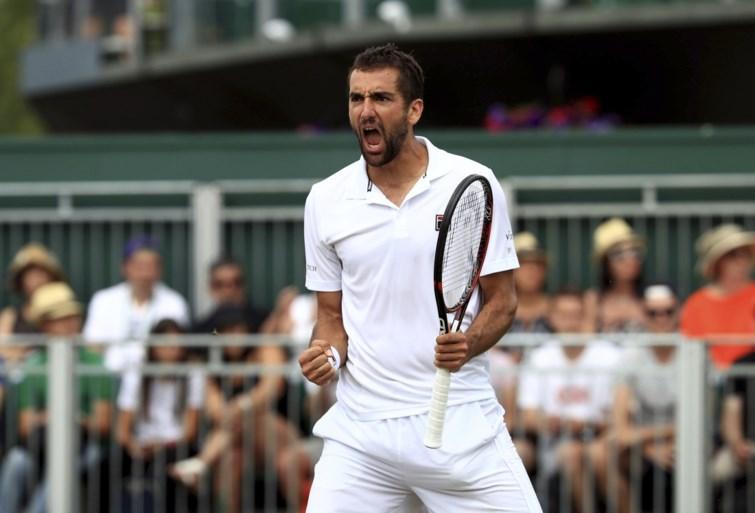 Sensatie bij mannen op Wimbledon: Nadal eruit na thriller, titelverdediger Murray en Federer stellen niet teleur