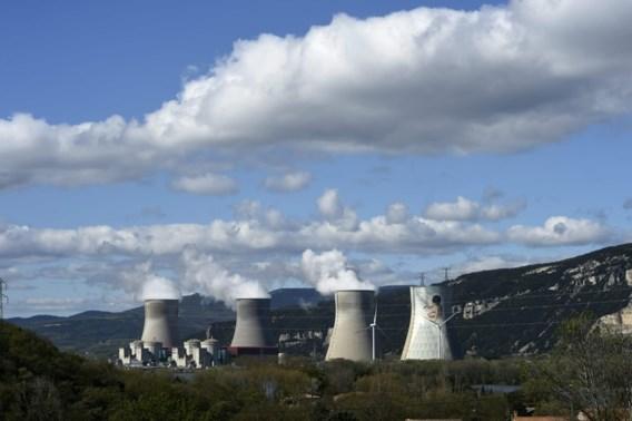 Frankrijk sluit kernreactoren