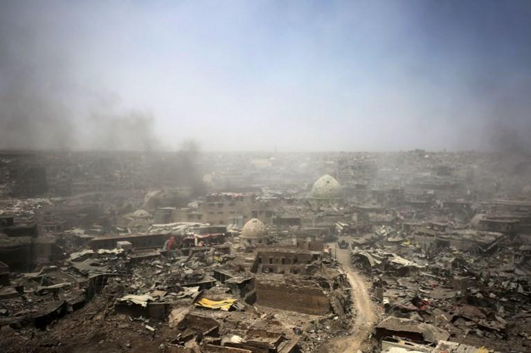 Betekent val Mosul einde van IS-kalifaat?
