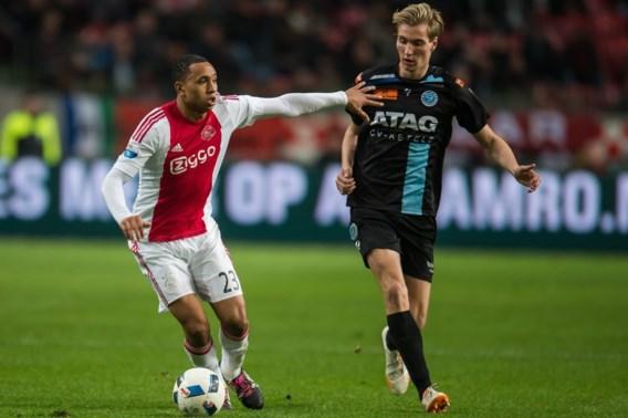 Ajax laat Kenny Tete naar Olympique Lyon vertrekken