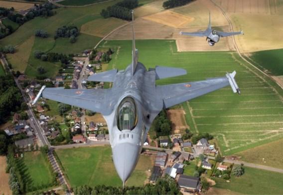 Nog maar drie kandidaten voor opvolger F-16