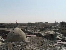 Dit zijn de eerste dronebeelden van het bevrijde Mosul