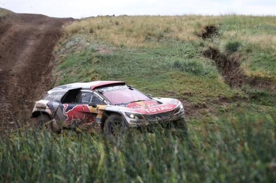 Fransman is beste in vijfde etappe Silk Way Rally, Colsoul fier na negende plaats