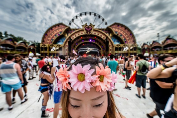 Comité P onderzoekt screening festivalgangers Tomorrowland