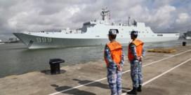 China werkt razendsnel aan militaire uitbouw