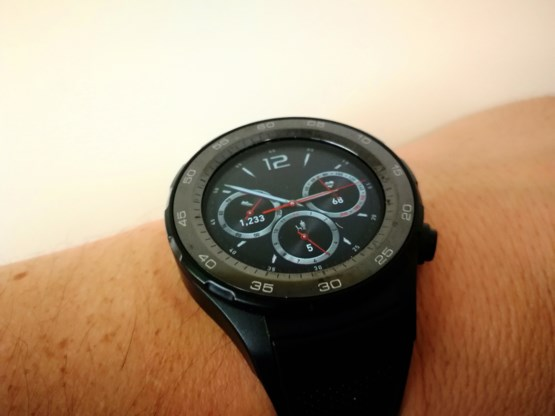 REVIEW. Huawei Watch 2: aan tijd geen gebrek