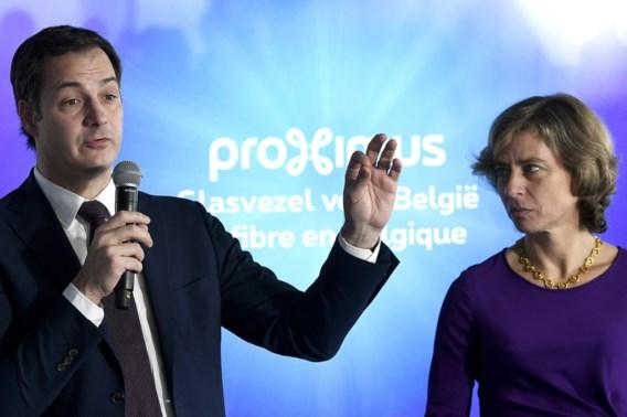De Croo pikt prijsverhoging Proximus niet: 'Consument: gebruik uw macht!'