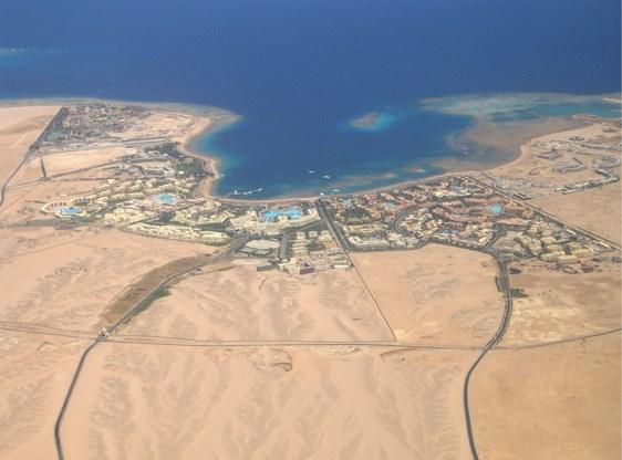 Toeristen gedood bij mesaanval in Egyptische badstad