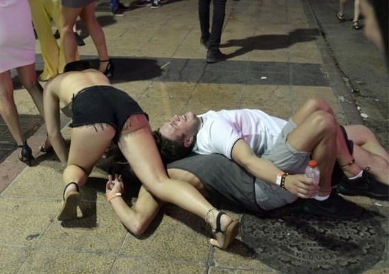Geen dronken toeristen, a.u.b.: 'Ze braken of plassen in elke hoek'