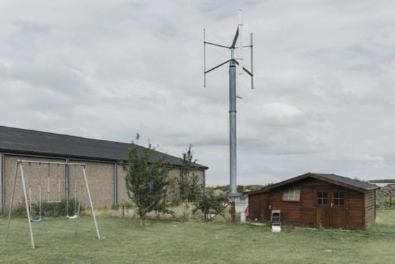 Electrabel zet schouders onder kleine windenergie