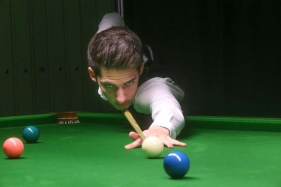 Vanoppen is met 1/16 finale beste Belg op WK snooker U21
