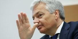 Reynders: 'Ik was niet op de hoogte van demarche De Decker'