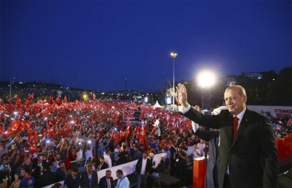 'Niemand die Turkije verraadt, blijft ongestraft'