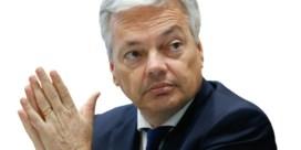 Reynders hard voor commissie, geen kwaad woord over 'Armand'