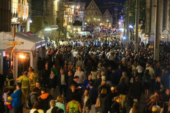 Zaterdag was topdag met 150.000 bezoekers voor Gentse Feesten