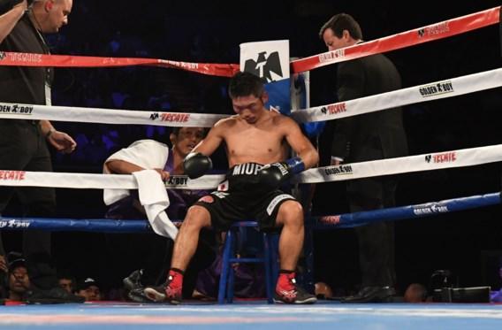 Berchelt behoudt WBC-titel bij de superpluimgewichten