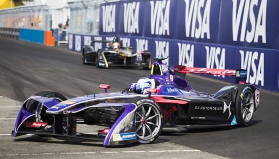 Brit Bird wint eerste race Formule E in New York, D'Ambrosio geeft op