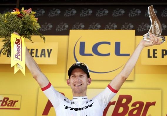 """REACTIES. Belg dacht dat het """"zijn dag"""" had kunnen worden, Mollema dolgelukkig met eerste ritzege in Tour"""