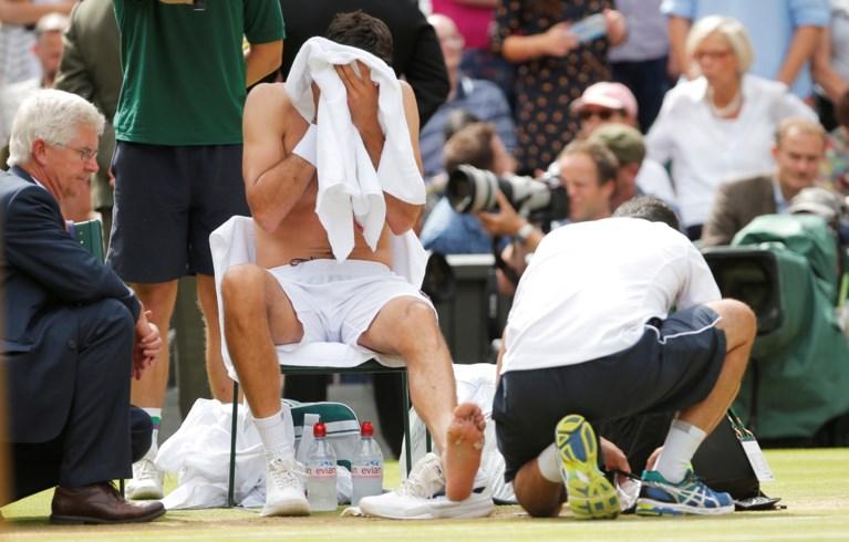 Ongenaakbare Federer tennist zich geschiedenisboeken in op Wimbledon, Cilic in tranen