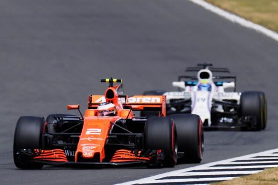 """Vandoorne mist eerste puntenfinish door probleem tijdens pitstop: """"Bijzonder jammer"""""""