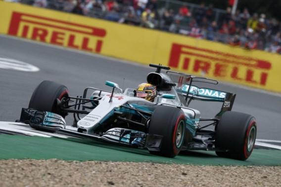 Hamilton wint thuisrace na drama voor Vettel, Vandoorne elfde