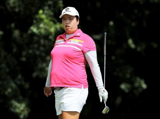 Deze Chinese domineert momenteel de US Women's Open golf
