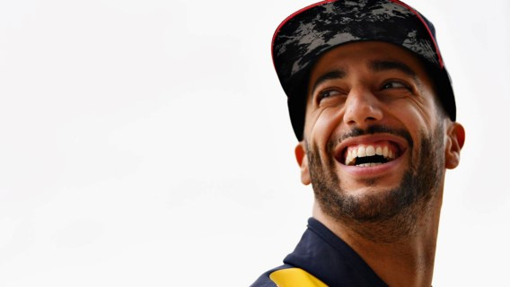 Daniel Ricciardo in Groot-Brittannië verkozen tot 'Driver of The Day'