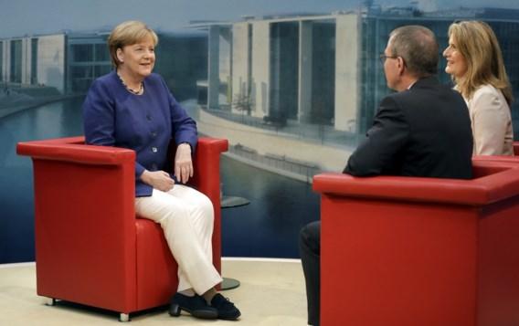 Merkel wil geen quota voor vluchtelingen