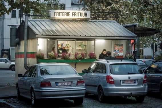 Brussel lanceert ontwerpwedstrijd voor frietkoten